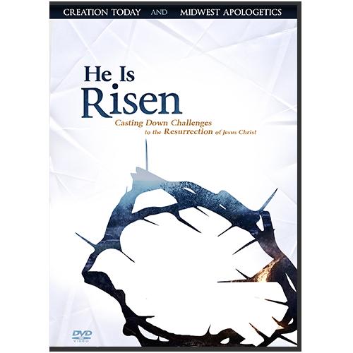 He is Risen DVD