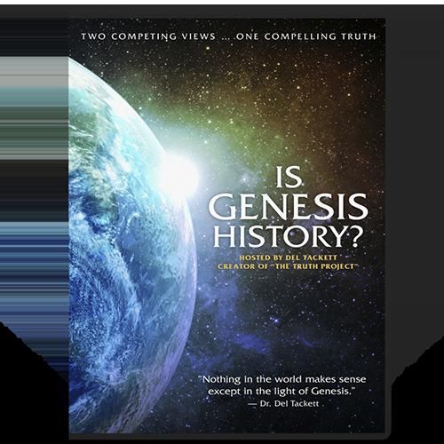 Pre-Sale: Is Genesis History? DVD