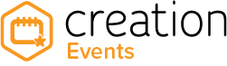 CreationEventsTitleLogo