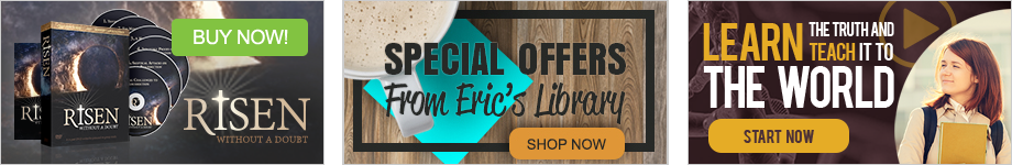 Risen, Special Offers from Eric's Library, Unshakable Course