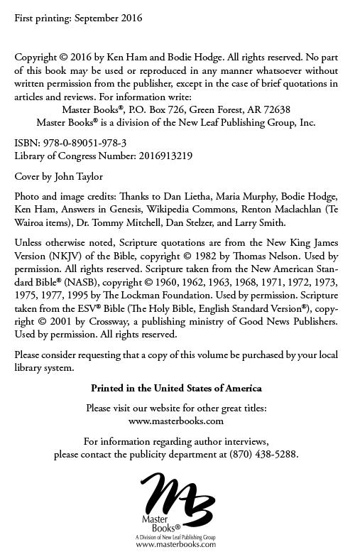 A Flood of Evidence: 40 Reasons Noah & the Ark Still Matter eBook (PDF, MOBI) inside