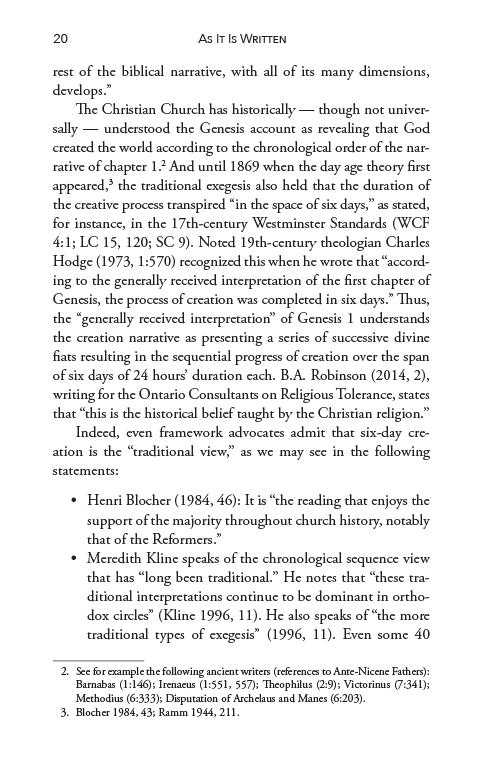 As it is Written: The Genesis Account Literal or Literary eBook (MOBI, PDF) inside