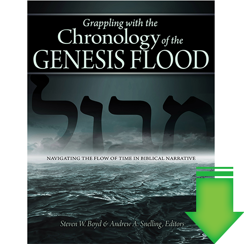 Grappling with the Chronology of the Genesis Flood eBook (PDF)