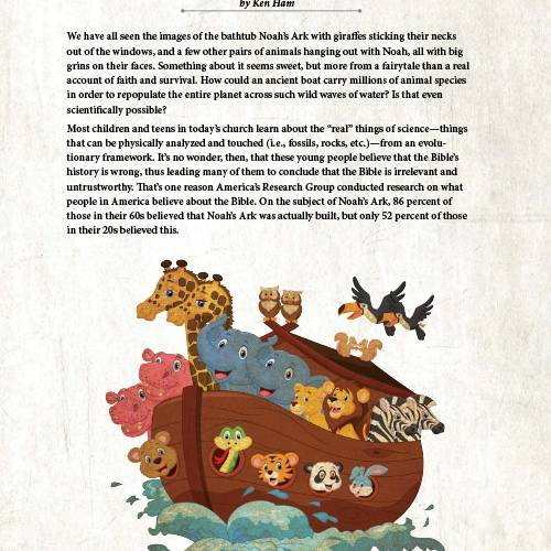 How Many Animals were on the Ark? eBook (PDF) inside