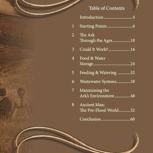 Inside Noah's Ark: Why it Worked eBook (PDF) inside