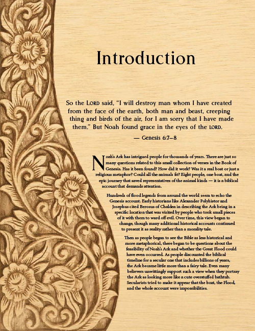 Inside Noah's Ark: Why it Worked eBook (PDF) inside