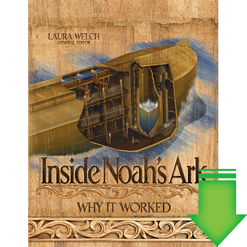 Inside Noah's Ark: Why it Worked eBook (PDF)