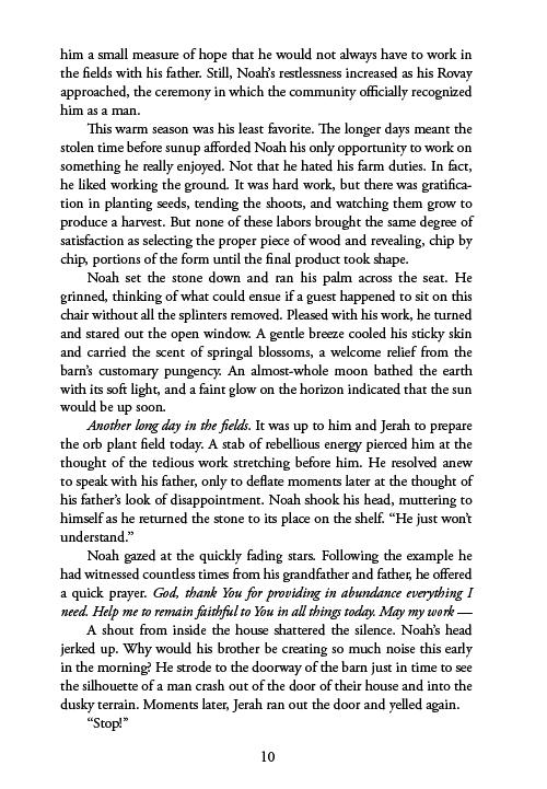 Noah: Man of Destiny eBook (MOBI, PDF) inside