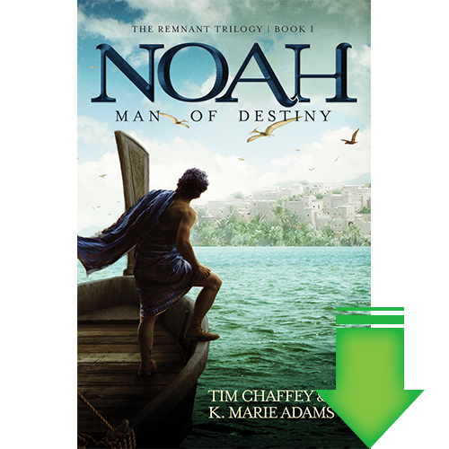 Noah: Man of Destiny eBook (MOBI, PDF)