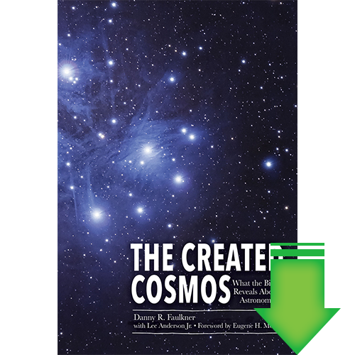The Created Cosmos eBook (MOBI, PDF)