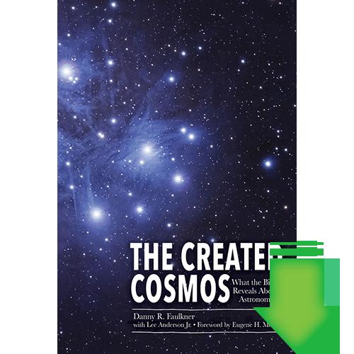 The Created Cosmos eBook (MOBI, PDF)