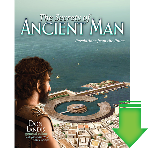 The Secrets of Ancient Man eBook (PDF)
