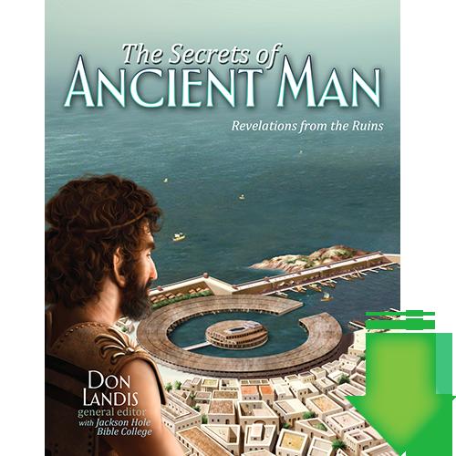 The Secrets of Ancient Man eBook (PDF)