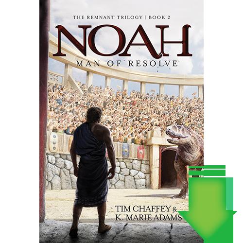 Noah: Man of Resolve eBook (MOBI, PDF)