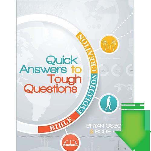 Quick Answers to Tough Questions eBooks (PDF)