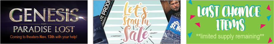 College Prep America, Let's Stay Inside Sale, LAST CHANCE ITEMS