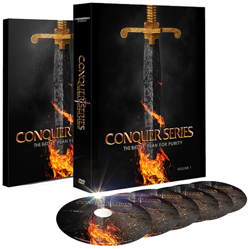 Conquer Series Volume 1 Package