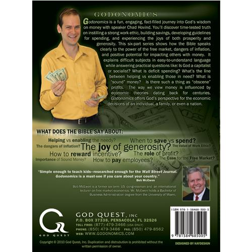 Godonomics Leader's Guide back