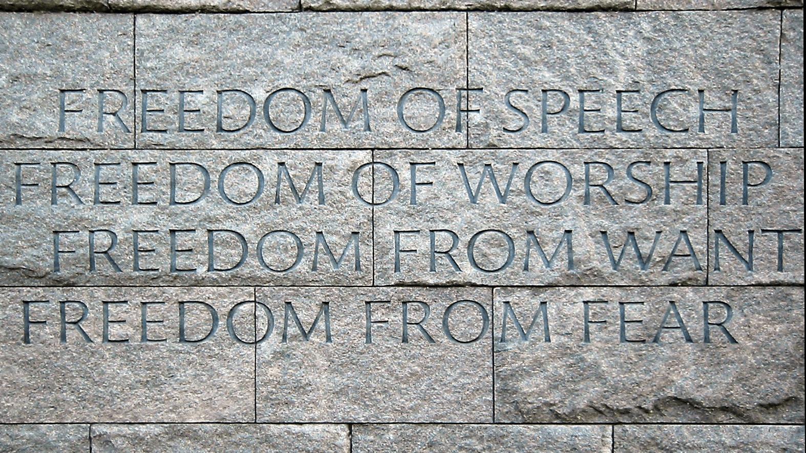 Centering In on Free Speech