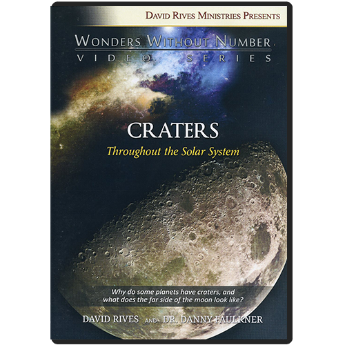 Wonders Without Number: Craters DVD
