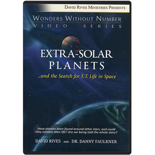 Wonders Without Number: Extra-Solar Planets DVD