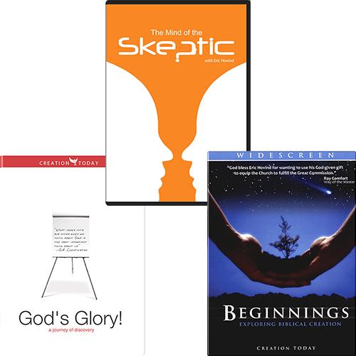 Eric Hovind's Building Your Faith Package