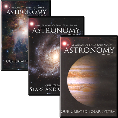 What You Aren't Being Told About Astronomy DVD Package