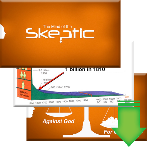 The Mind of the Skeptic PowerPoint (Download)