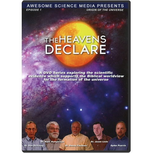 The Heavens Declare: Episode 1 Origin of the Universe