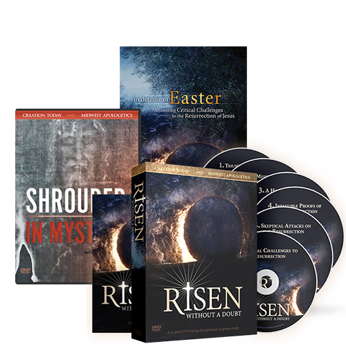 Risen Without a Doubt Package with Bonus Products