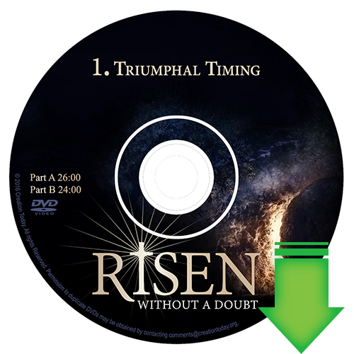 """Risen Without a Doubt Session 1 """"Triumphal Timing"""""""