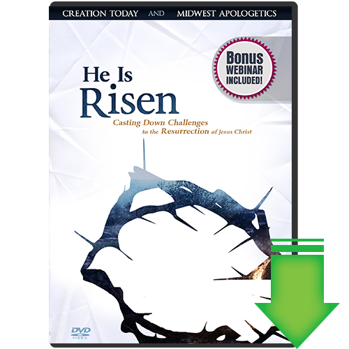 He is Risen Video Download with Free Webinar