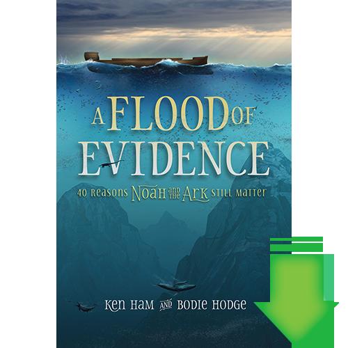 A Flood of Evidence: 40 Reasons Noah & the Ark Still Matter eBook (PDF, MOBI)