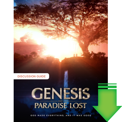Genesis: Paradise Lost Discussion Guide (PDF)
