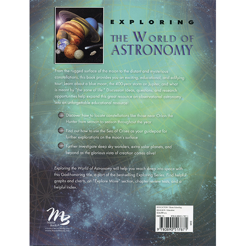 Exploring the World of Astronomy back