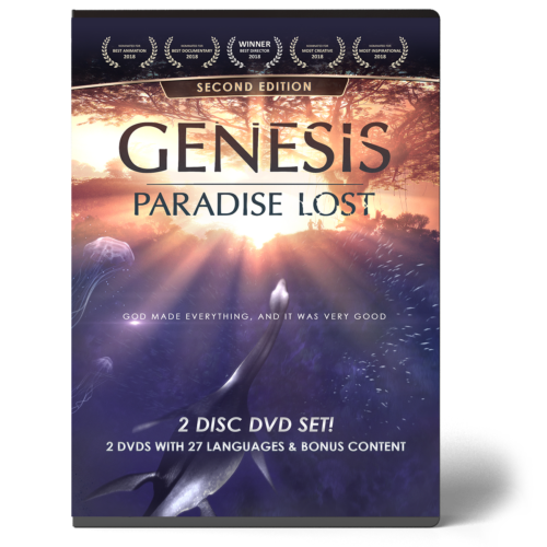 GENESIS: Paradise Lost DVD Set