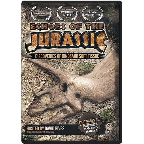 Echoes of the Jurassic: Discoveries of Dinosaur Soft Tissue DVD