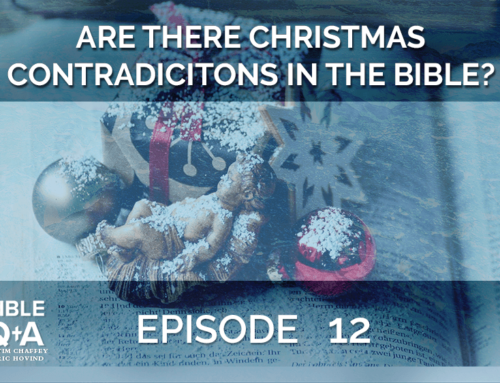 Are There Christmas Contradictions in the Bible? | BQA EP 012