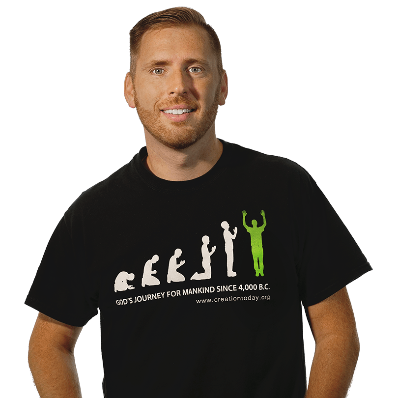 Eric Hovind, President of Creation Today