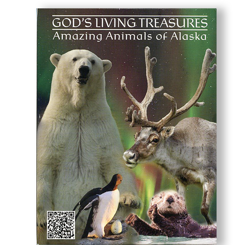 Amazing Animals of Alaska Creation Tract Cards (50 pack)