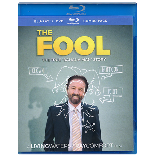 The Fool DVD & Blu-ray