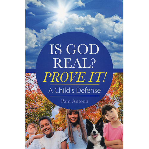 Is God Real? Prove It!: A Child's Defense