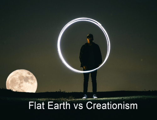 Flat Earth vs Creationism – A Biblical perspective