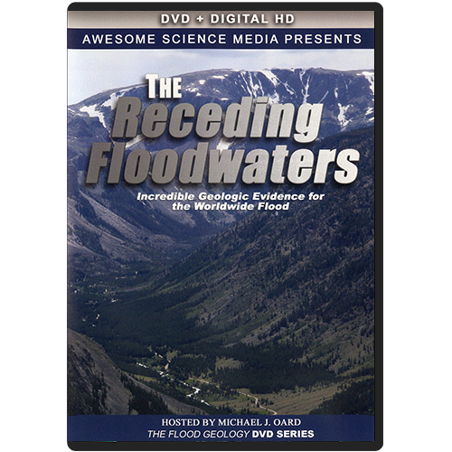 The Receding Floodwaters DVD