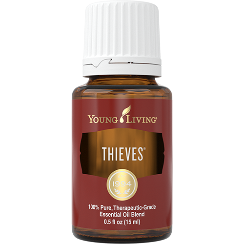 Young Living Thieves Essential Oil Blend (15 ml)