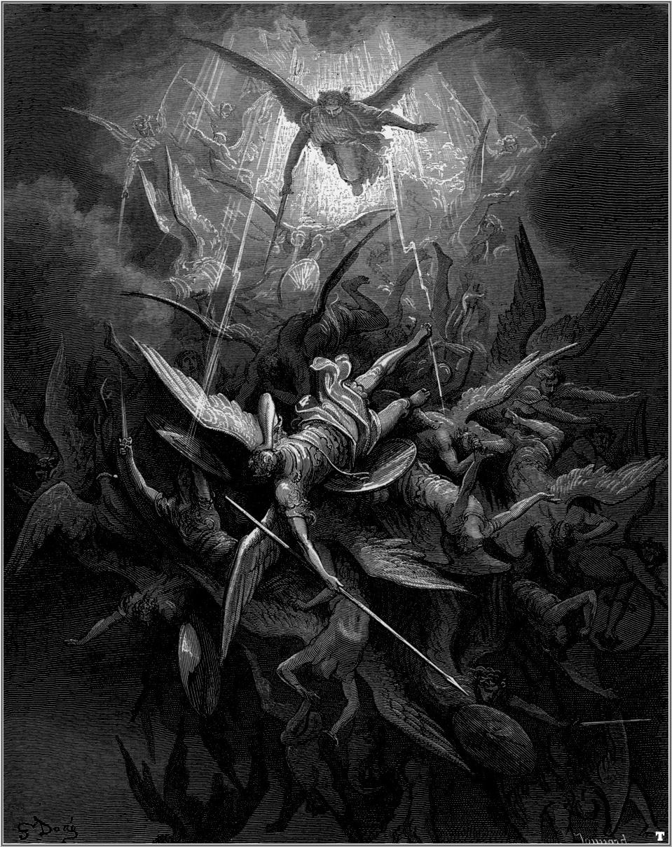 The Nephilim and the Sons of God — An Introduction