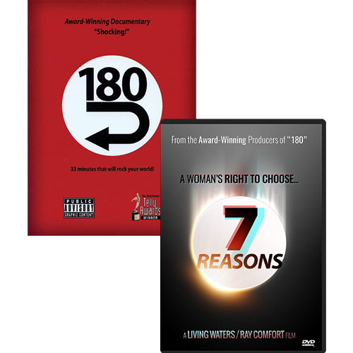 7 Reasons DVD (+ Free 180 Movie)