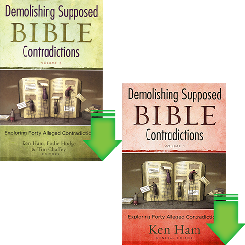 Demolishing Supposed Bible Contradictions eBook Package