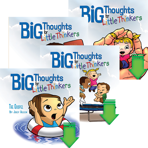 Big Thoughts for Little Thinkers eBook Package