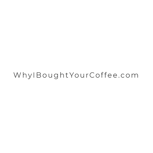 Why I Bought Your Coffee Tract Packs back